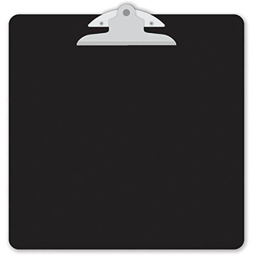 Doodlebug Clipart Monochromatic Clipboard 13.5x13.5-Beetle Black (Scrap Clipart)