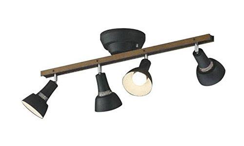 コイズミ照明 シャンデリア 白熱球60W×4灯相当 ウォームブラウン色 AA47247L B072K46B87 29400