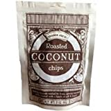 dry roasted coconut - Trader Joe's Roasted Coconut Chips, 2oz, (Pack of 6)