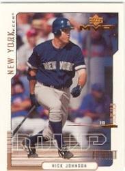 Upper Deck Mvp Baseball Card - 7