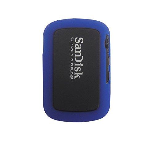 Sandisk Sansa Clip Sport Plus Silicone Case - Slim Fit
