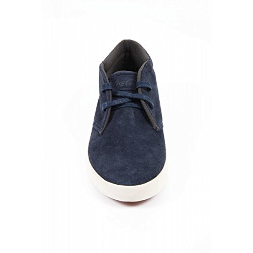 Coca Cola Herren Ankle Boots CCA0526 KRUNNER MIX PETROLE Dunkel Blau