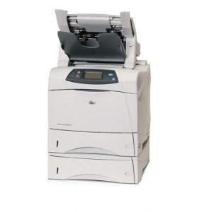 AIM Refurbish - LaserJet 4250DTNSL Laser Printer (AIMQ5404A) - Seller Refurb (Hp 1100 Laserjet Cable)
