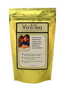 ViriliTea: Loose Tea fertilité feuille pour les hommes