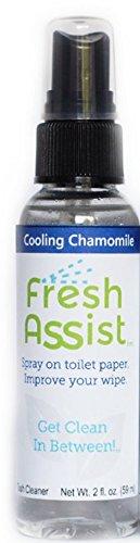 Fresh Assist Best Flushable Wipe Alternative for Septic