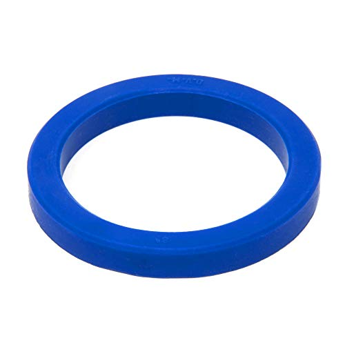 Blue Silicone Group Gasket For E61 Coffee Machines Grouphead/Portafilter - 8.5mm
