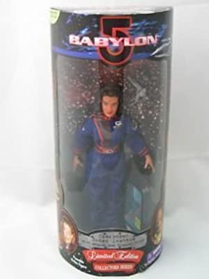 Babylon 5 Commander Susan Ivanova Figure by Babylon 5