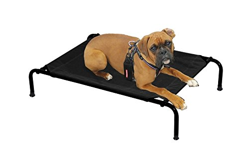 Cama para perros apta para interiores y exteriores TALLA L-125x78x20 cm: Amazon.es: Hogar