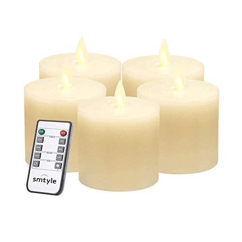 smtyle Battery Operated Candles