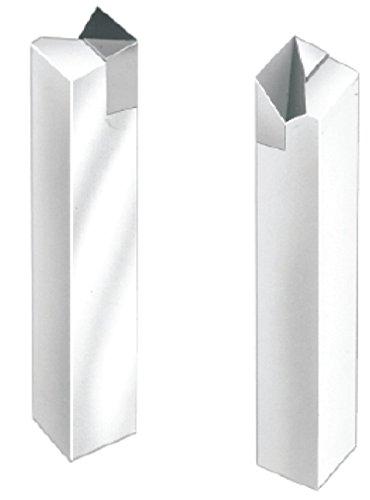 [해외]마이크로 100 BT-4 브레이징 도구 오른손 상자 터닝 도구, 1.5 길이, 1 4 너비, 1 4 높이, 1 8 두께, 3 16 너비, 1 4 길이/Micro 100 BT-4 Brazed Tool Right Hand Box Turning Tool, 1.5  Length, 1 4  Width, 1 4  Height, 1 8  Thick, 3 16  Widt...