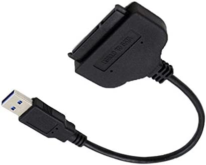 Sata USB 3,0 A Serial Ata 22Pin Adaptador Convertidor Cable ...