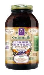 Genessentials Superfruit huile 3,6,7,9 Blend - 180 - Capsule