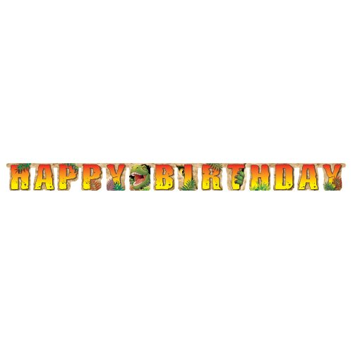 Creative Converting Birthday Jointed Banner