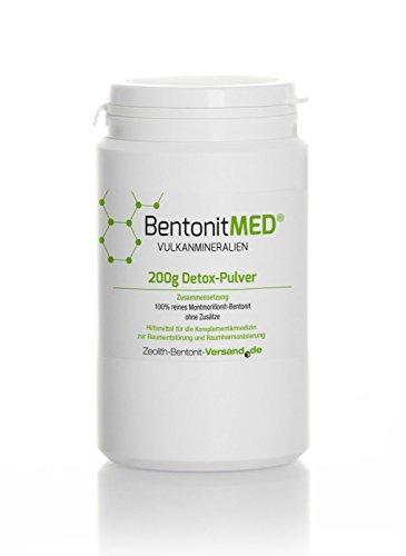 Bentonite MED® detox powder 200g