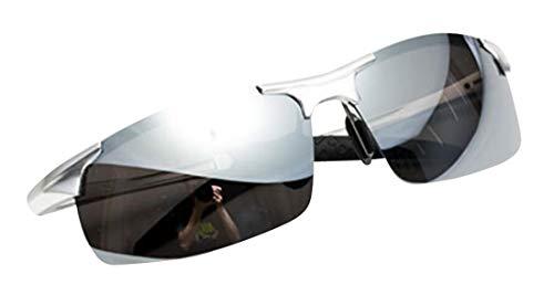 Anti Jyr Hd Couleur4 Lunettes Unisexe Polaroid Soleil ultraviolets Marée Aviator De Eyewear Mode F8FUxwrq