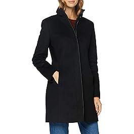 HUGO Women's Malura Wool Blend Coat