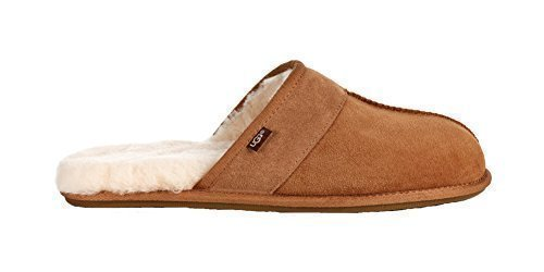 UGG Men's Leisure Slide Slippers Chestnut 10 (Ugg Cozy Footwear)