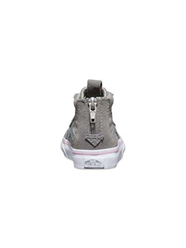 mte Zip Sneaker true hi Sk8 Wild Mte Dove Dove Vans White Kids 85HInqIw