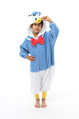 Donald Duck Kids Kigurumi (2-5 -