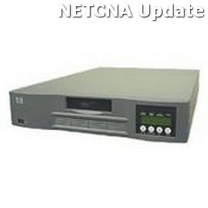 YC943 Dell PV122T 1/8 LTO-2 Autoloader Compatible Product by NETCNA by NETCNA