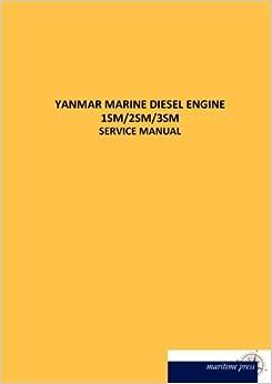 YANMAR MARINE DIESEL ENGINE 1SM/2SM/3SM