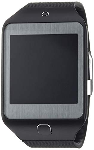 Samsung Gear 2 Neo Smartwatch - Charcoal Black (Renewed)