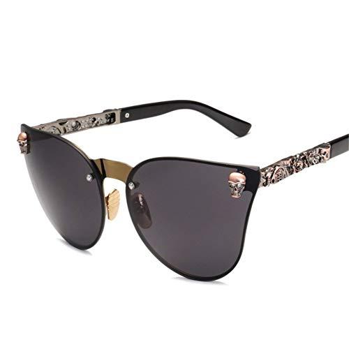 145 骷髅 de 55mm A et 141 soleil de américaines soleil lunettes Lunettes de créatives mode NIFG européennes qxzaOI1nw