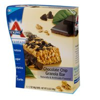 Atkins Advantage Bar C/Chip Gran 5/1.6 Oz