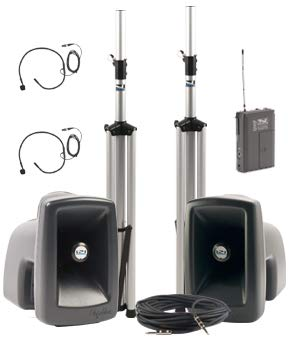 Anchor Audio MEGA-DPDDUAL-CM-CM MegaVox Dual Deluxe Package