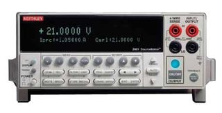 Keithley 2401 Low Voltage SourceMeter Instrument by Keithley Instruments, Inc.