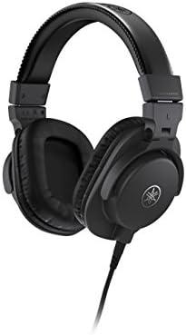 Yamaha HPH MT5 Monitor Headphones Black