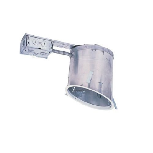 6'' Inch Sloped Angled Recessed Can Light IC Rated Air Tight Remodel UL Approved by Contractor Lighting