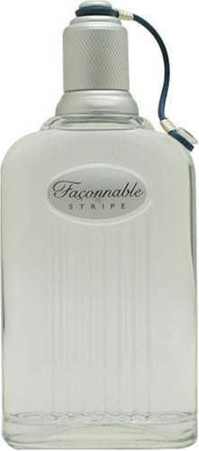 Faconnable Mint Perfume (Faconnable Stripe By Faconnable For Men, Aftershave, 3.3-Ounce)