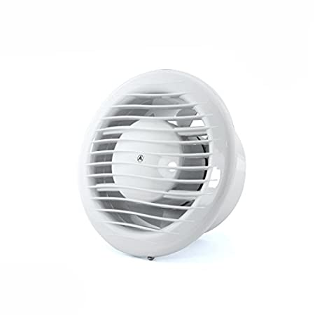Brilliant Bathroom Extractor Fan Round Nv O120 Amazon Co Uk Kitchen Beutiful Home Inspiration Xortanetmahrainfo