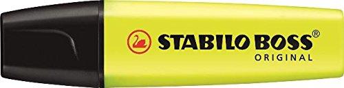 Price comparison product image Stabilo Boss Original Highlighter Yellow
