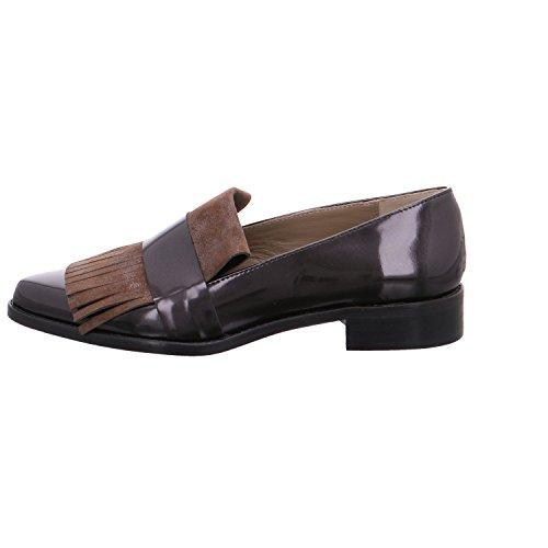 maypol Women's Antrax-ct-1/1 Loafer Flats 1black/black hzUiEpwQtn