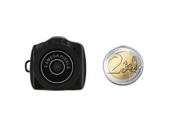 Kleinste Digitalkamera Der Welt Mini Kamera Spy Cam 20 Amazonde