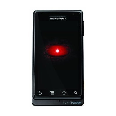 Motorola Droid A855 CDMA Black QWERTY Android Touch Screen Smart Phone