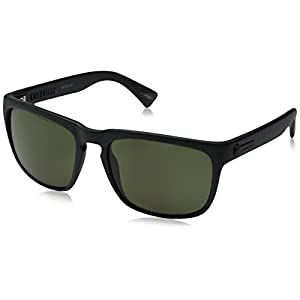 Electric Visual Knoxville Matte Black Polarized Sunglasses