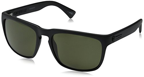 Electric Visual Knoxville Matte Black Polarized - Electric Polarized Sunglasses