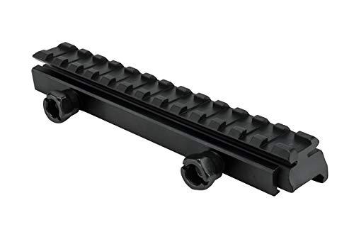 Monstrum Tactical Lockdown Series Low Profile Riser Mount | 5.75 inch L / 13 Slot