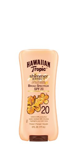 Hawaiian Tropic Shimmer Effect 6 Fluid