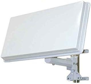 Neovia NEO-VH300 Antena plana para 1 terminal, color blanco ...
