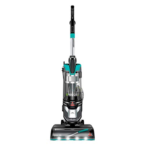 BISSELL, 2998 MultiClean Allergen Lift-Off Pet Vacuum with HEPA Sealed System