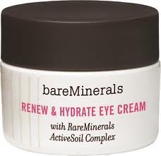 bareMinerals Renew & Hydrate Eye Cream .23 oz travel size