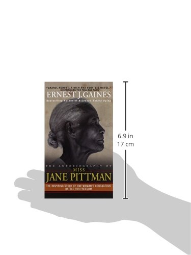 essays autobiography miss jane pittman Free essay: the autobiography of miss jane pittman in the novel the autobiography of miss jane pittman, there were many different stories about janepittman's.