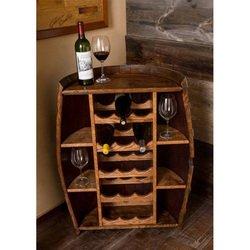 meuble bar tonneau bar cave vin tonneau x cm achat vente meuble bar casier vin canon tabouret. Black Bedroom Furniture Sets. Home Design Ideas