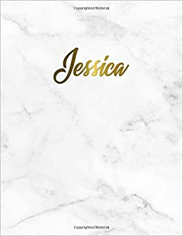 Jessica: 2020-2021 Two-Year Weekly & Monthly Planner, Agenda ...