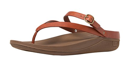 41761eaf7d4d1 FitFlop Women s Flip Convertible Wedge Sandal
