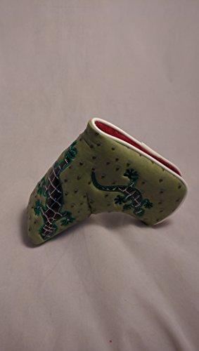 解体する飽和するバウンスGeckoブレードパターカバーグリーン